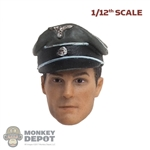 Head: DamToys 1/12th Hans w/Molded Crusher Visor Cap