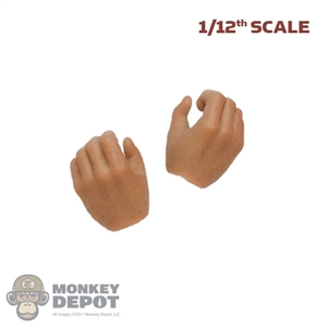 Hands: DamToys 1/12th Mens Holding Grip