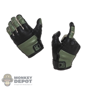 Hands: DamToys Mens Molded Tactical Weapon Hands