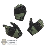 Hands: DamToys Mens Molded Tactical Hand Set