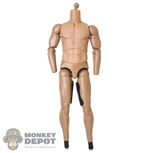 Figure: DamToys Taller 3.0 Action Body w/Ankle Pegs