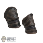 Pads: DamToys Mens Molded Knee Guards