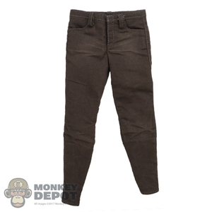 Pants: DamToys Mens Green Weathered Pants