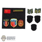 Insignia: DamToys PLA Special Forces Patch Set