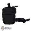Pouch: DamToys Black Drop Leg GP Pouch