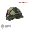 Helmet: DamToys 1/12th Mens M1 Helmet