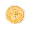 Pendant: DamToys 1:1 Gold 2 of Clubs Coin