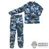 Uniform: DamToys Mens PLA Digital Camo Uniform