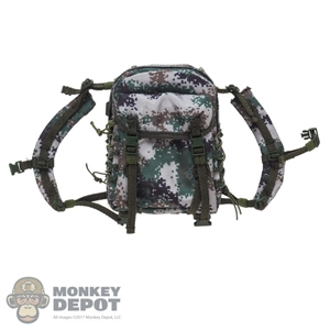 Pack: DamToys Backpack In Digital Camo