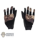 Gloves: DamToys Camo Tactical Gloves