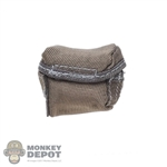Bag: DamToys 1/12th Mens Grey Butt Pack