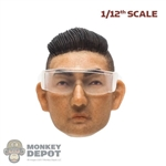 Glasses: DamToys 1/12th Mens Clear Tactical Glasses