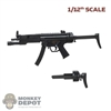Rifle DamToys 1/12th MP5A5 w/Extra Stock