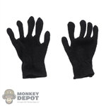 Gloves: DamToys Black Cold Gloves