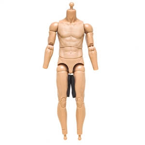 Figure: DamToys 3.0 Action Body w/Ankle Pegs (Lighter Tone)