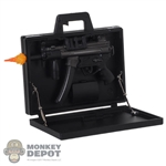 Case: DamToys Black MP5 Briefcase (MP5 Not Included)