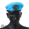 Hat: DamToys Female UN Peacekeeping Operations Beret
