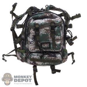 Pack: DamToys Type 7 Camo Backpack