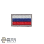 Insignia: DamToys Russian Flag Patch