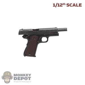 Pistol: DamToys 1/12th M1911 (Slide Lock)
