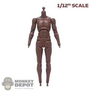 Figure: DamToys 1/12th A/A Base Body w/Wrist + Ankle Pegs