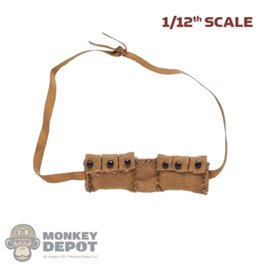 Pouch: DamToys 1/12th 40mm Grenade Bandolier