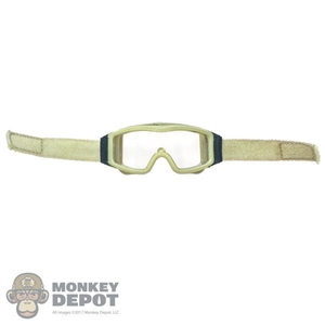 Goggles: DamToys Assault A-Frame Mask