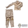 Uniform: DamToys Mens AOR1 Combat Uniform
