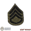 Insignia: DamToys 1/12th Staff Sergeant Badge