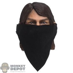 Mask: DamToys Black Face Mask
