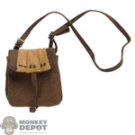Bag: DamToys Western Satchel (Weathered)