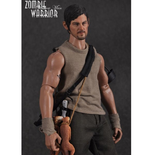 Monkey Depot - Boxed Figure: Double Play Toys Zombie Warrior