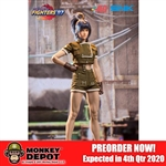 Dark Steel Toys The King of Fighters 97 Leona (ZEN-DSA001)