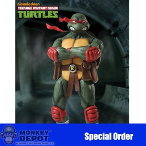 Boxed Figure: DreamEX Ninja Turtles - Raphael (DEX-Raph)