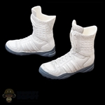Boots: DreamEX Female White Molded Boots