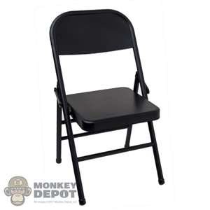 Chair: DreamEX Black Folding Chair
