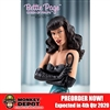 Bust: Executive Replicas Bettie Page V2 Queen of Pinups 3/4 Bust (ERR-B002)