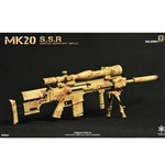 Easy & Simple MK20 Sniper Support Rifle Set D Salerno (06004D)