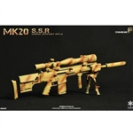 Easy & Simple MK20 Sniper Support Rifle Set F Chamkani (06004F)