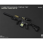 Rifle Set: Easy & Simple 7.62mm Assault Rifle 417 Hellcat (06009B)