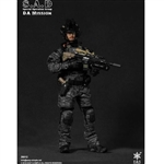 Boxed Figure: E&S S.A.D. Special Operation Group DA Operation (26012)