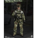 Boxed Figure: E&S F.B.I. Hostage Rescue Team Field Operation Version (ES-26014A)