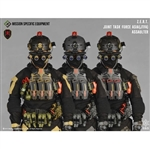 Boxed Figure: E&S Z.E.R.T. Joint Task Force Asia -- Assaulter
