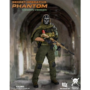 General's Armoury Special Operative Phantom (GA1003)