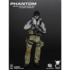 Gear Set: General's Armoury Phantom (Classic Version) (GA2002)