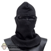 Mask: Easy & Simple Black Balaclava