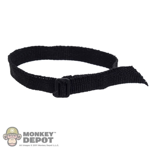 Belt: Easy & Simple Black Tactical Belt