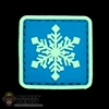 Patch: Easy & Simple 1/1 Scale Snow Flake