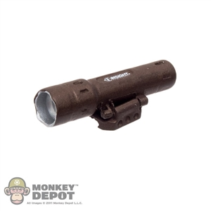 Flashlight: Easy & Simple Insight Rifle Light