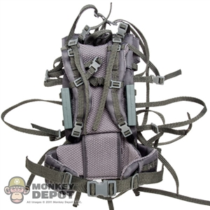 Pack: Easy & Simple Back Pack Nuke New Style Frame